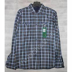 Рубашка мужская с мехом HETAI (XL-5XL) Китай оптом A602-59255