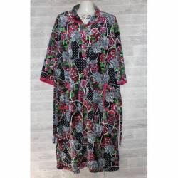 Халат женский оптом (XL-5XL) Китай оптом -59297