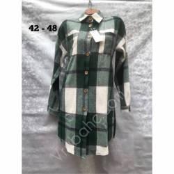 Рубашка женская оптом(42-48)Украина-63015