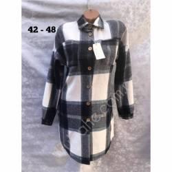 Рубашка женская оптом(42-48)Украина-63017