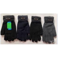 Перчатки мужские оптом Китай Е848-63303