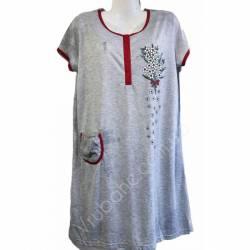 Ночная рубашка оптом (46-54) Китай 65968