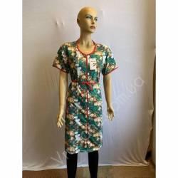 Халат женский Батал оптом (54-62) Украина-65971