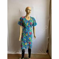 Халат женский Батал оптом (54-62) Украина-65974