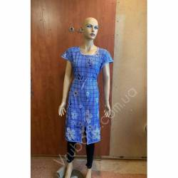 Халат женский Норма оптом (52-58) Украина-65981