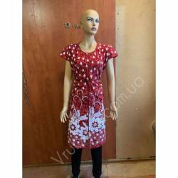 Халат женский Норма оптом (52-58) Украина-65982