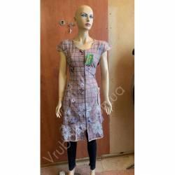Халат женский Норма оптом (52-58) Украина-65984