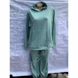 Спортивный костюм женский оптом(50-56) Украина-67340