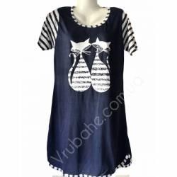 Ночная рубашка оптом (44-50) Китай 67592