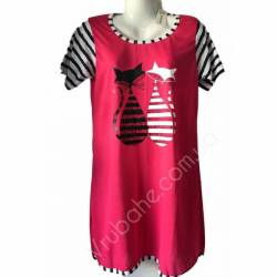 Ночная рубашка оптом (44-50) Китай 67593