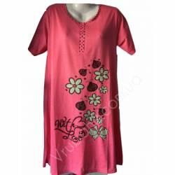 Ночная рубашка оптом (44-50) Китай 67594