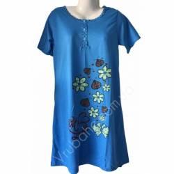 Ночная рубашка оптом (44-50) Китай 67595