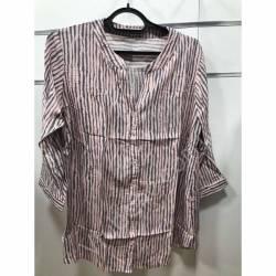 Рубашка женская Батал оптом(52-60)Украина-68894