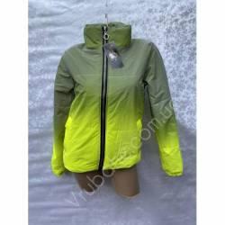 Куртка женская Омбре оптом(42-50)Украина-69269