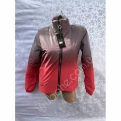Куртка женская Омбре оптом(42-50)Украина-69271