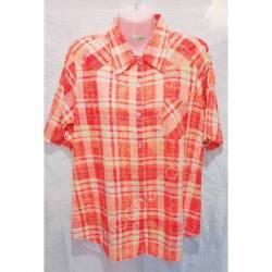 Рубашка женская оптом (48-54) Украина-70632