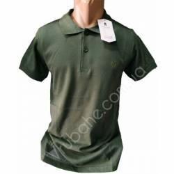 Футболка мужская норма (S-2XL) LEONIDAS Турция оптом -70773