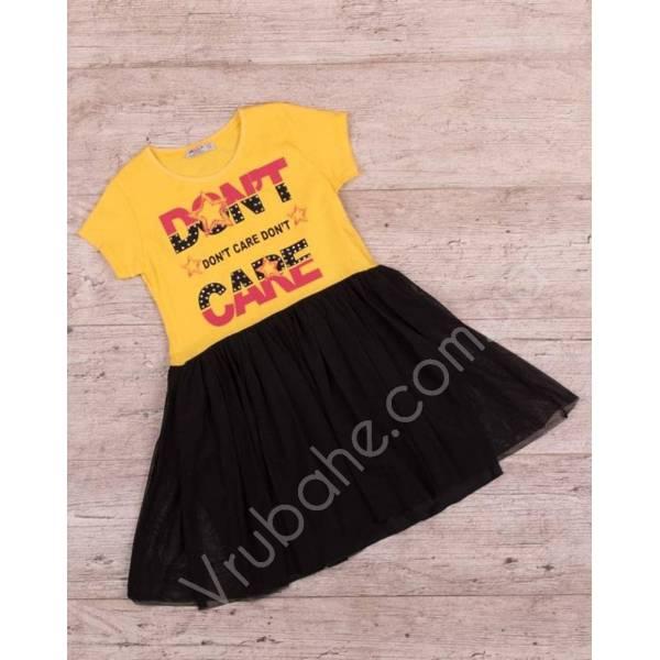 Платье на девочку оптом (5-8 лет) Турция-72233