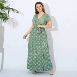 Платья женские оптом (50-56) Украина 1135-72425