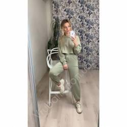 Спортивный костюм женский оптом (42-48) Украина-72693