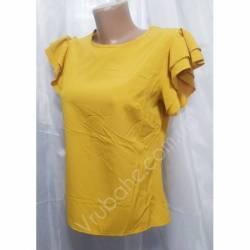 Блуза женская норма оптом (42-48) Софт Украина-72810