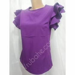 Блуза женская норма оптом (42-48) Софт Украина-72811