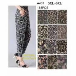 Штаны женские (5XL-6XL) Китай оптом -74417