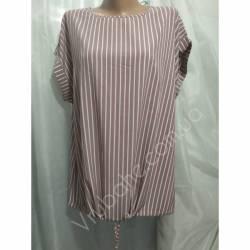 Блуза женская оптом (50-54-58) Софт Украина-74609