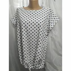 Блуза женская оптом (50-54-58) Софт Украина-74614