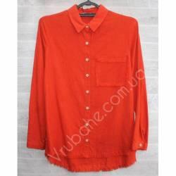 Рубашка женская оптом (S-2XL) Турция-74954