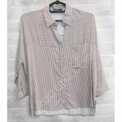 Рубашка женская оптом (S-2XL) Турция-74958