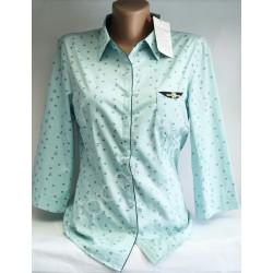 Рубашка женская(S-XXL)-6973