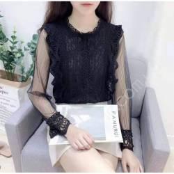 Блуза женская оптом (M-L) Китай-76480