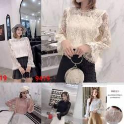 Блуза женская оптом (M-L) Китай-76489
