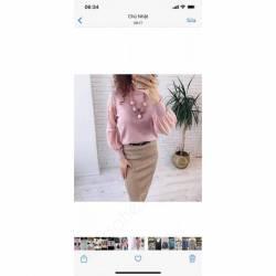 Блуза женская оптом (46-50) Китай-76490