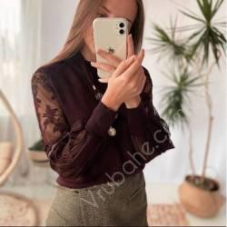 Блуза женская оптом (46-50) Китай-76491