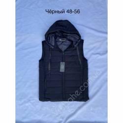 Жилетка мужская норма (48-56) Украина оптом -78148
