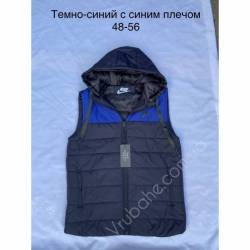 Жилетка мужская норма (48-56) Украина оптом -78151