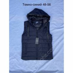 Жилетка мужская норма (48-56) Украина оптом -78153