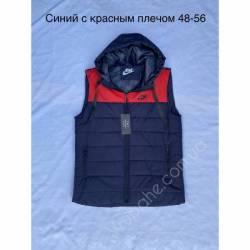 Жилетка мужская норма (48-56) Украина оптом -78155