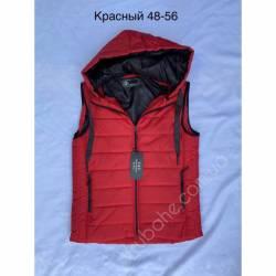 Жилетка мужская норма (48-56) Украина оптом -78156