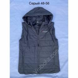 Жилетка мужская норма (48-56) Украина оптом -78158
