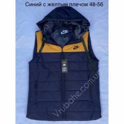 Жилетка мужская норма (48-56) Украина оптом -78159