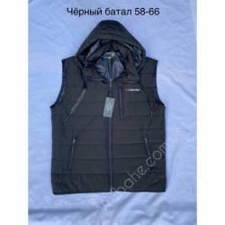 Жилетка мужская норма (58-66) Украина оптом -78166