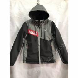 Куртка на мальчика Зима (40-48) Украина оптом -79695