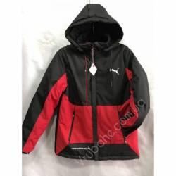 Куртка на мальчика Зима (40-48) Украина оптом -79697