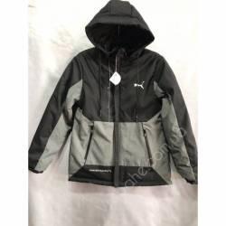 Куртка на мальчика Зима (40-48) Украина оптом -79698
