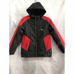 Куртка на мальчика Зима (36-44) Украина оптом -79699