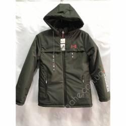 Куртка на мальчика Зима (36-44) Украина оптом -80518