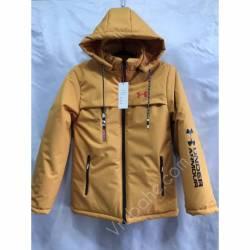 Куртка на мальчика Зима (36-44) Украина оптом -80520